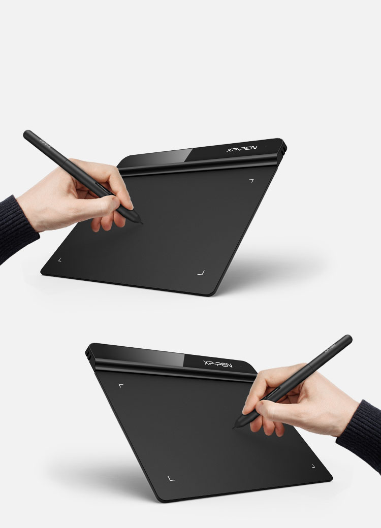Star G640 digital art tablet for Both right and left hand use